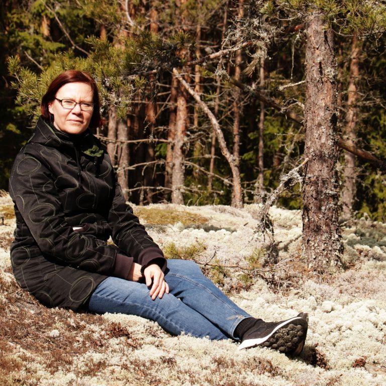Fingon vaikuttamistyön johtaja Annika Launiala