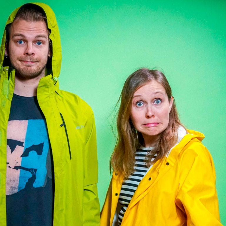 Maija Lumme ja Larri Himma /Eetti