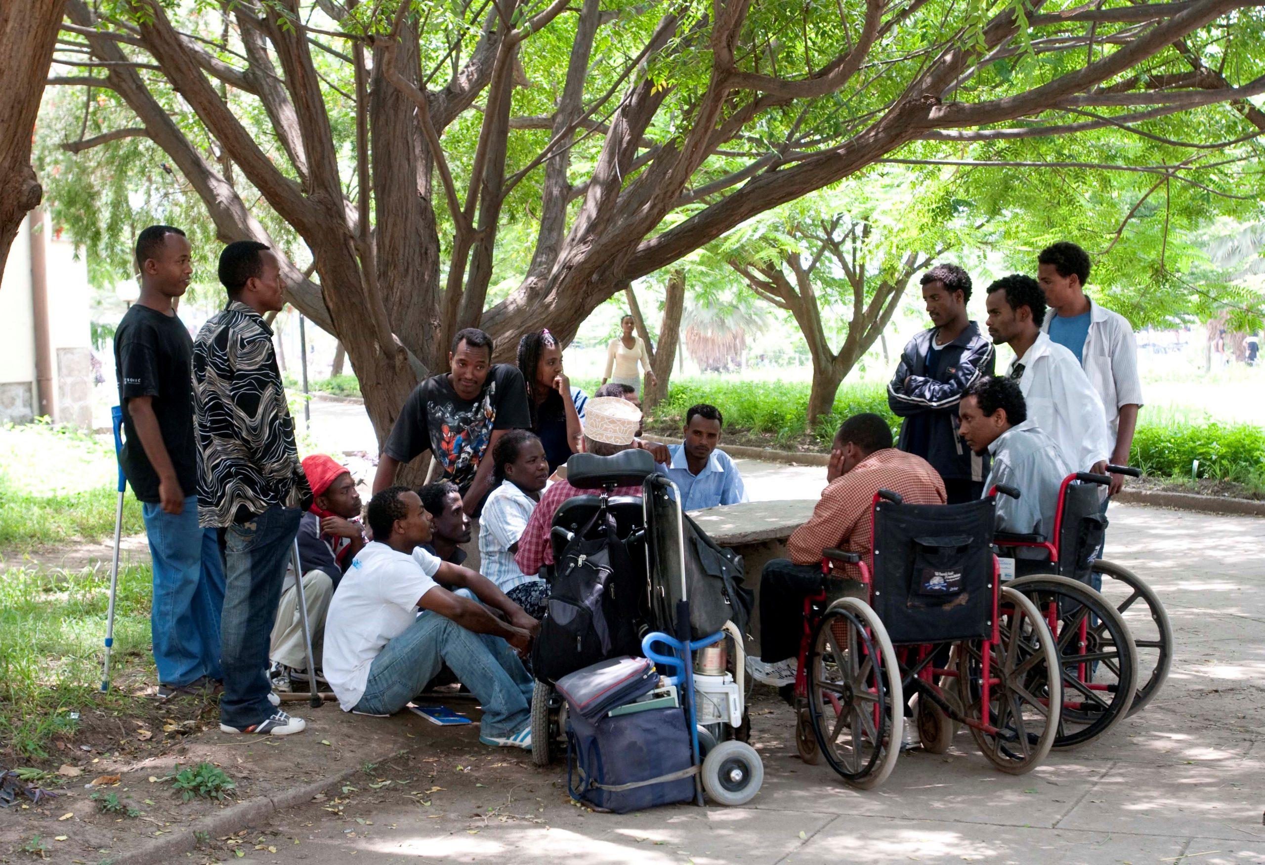Vammaisuus tulee huomioida kehitysyhteistyössä yhä vahvemmin.