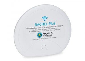 Rachel Plus - a disc shaped device