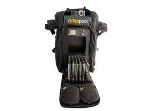 Solar Media Backpack