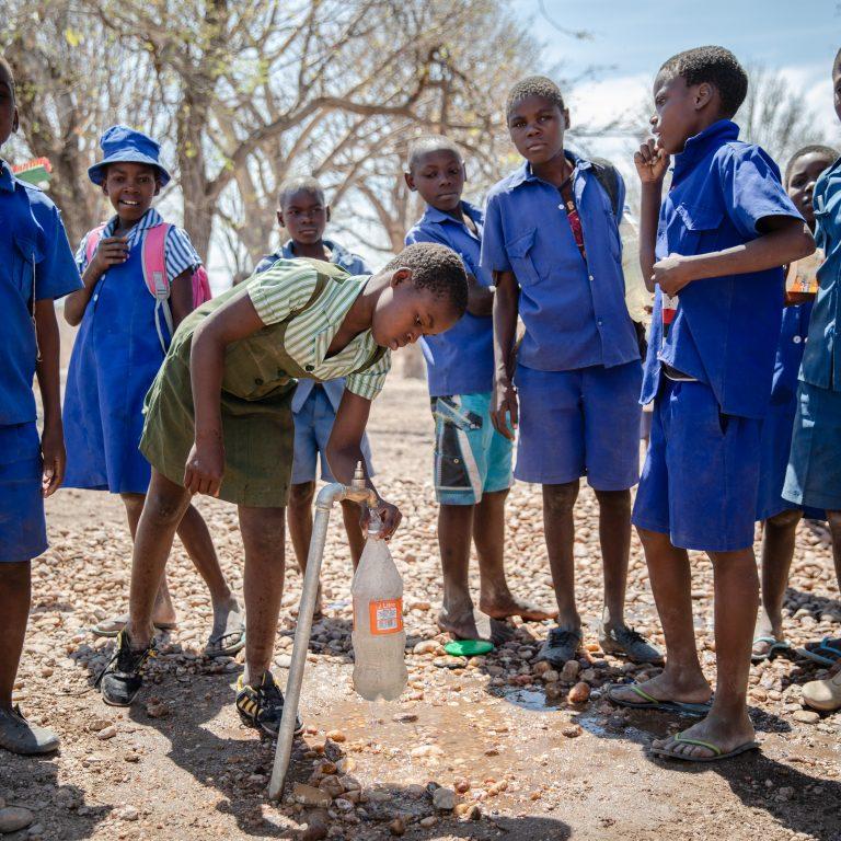 Lapsia Zimbabwessa