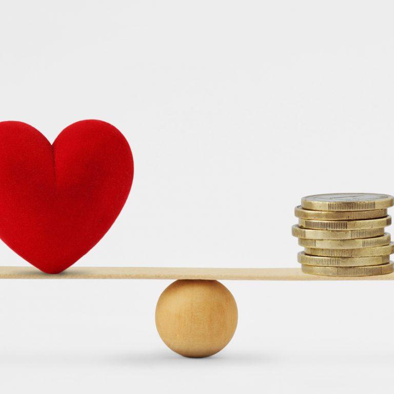 Hyvinvoinnin ja talouden tasapaino